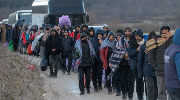 """Bosna Hersek'teki """"Lipa"""" göçmen kampı boşaltıldı"""