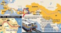 Asrın projesi Demir İpekyolu açıldı